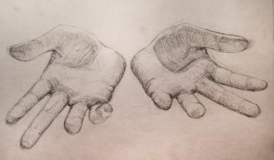 hands sketch 2