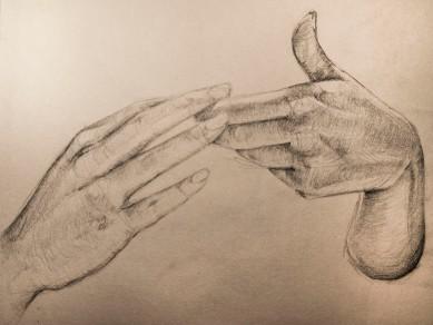 hands sketch 1